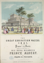 The Great Exhibition Waltzes 1851 part 01